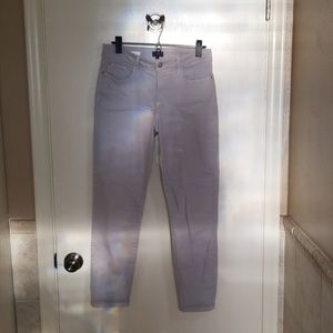 NYDJ crop stretch jeans